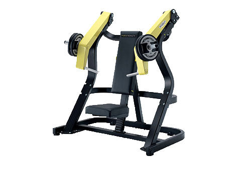 Factory photo of a Used Technogym Pure Strength Plate Loaded Chest Press