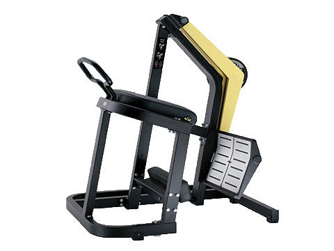Factory photo of a Refurbished Technogym Pure Strength Plate Loaded Rear Kick