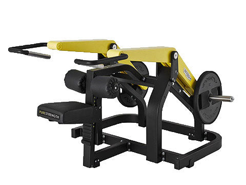 Factory photo of a Refurbished Technogym Pure Strength Plate Loaded Seated Dip
