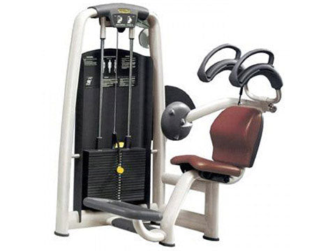 Factory photo of a Refurbished Technogym Selection Abdominal Crunch