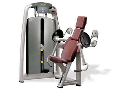 Factory photo of a Refurbished Technogym Selection Arm Curl