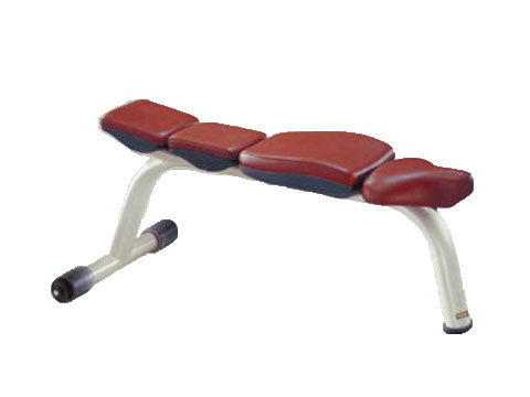Factory photo of a Refurbished Technogym Selection Flat Bench