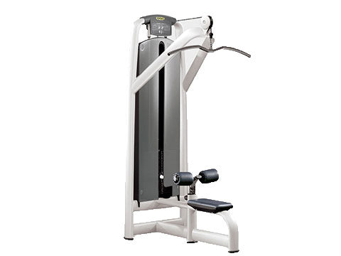 Factory photo of a Used Technogym Selection Lat Machine