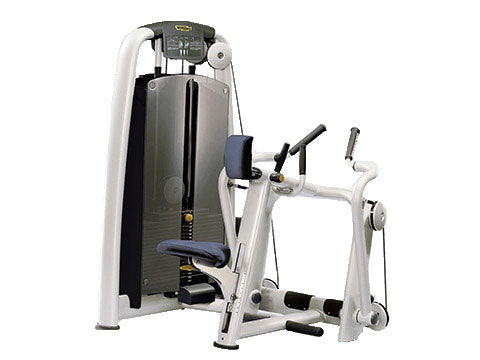 Factory photo of a Refurbished Technogym Selection Low Row