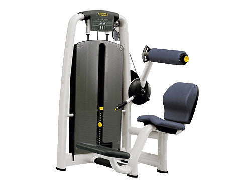 Factory photo of a Used Technogym Selection Lower Back