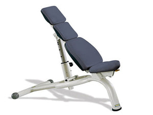 Factory photo of a Refurbished Technogym Selection Medical Multi Adjustable Bench