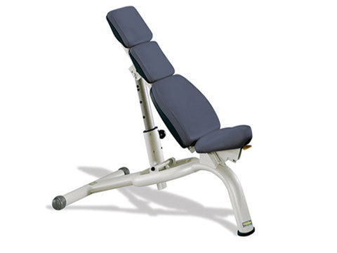Factory photo of a Used Technogym Selection Multi Adjustable Bench