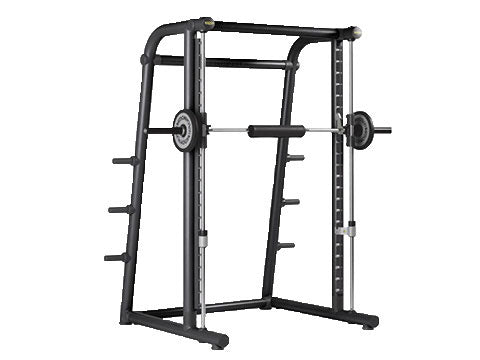 Factory photo of a Used Technogym Selection Multipower Smith Machine