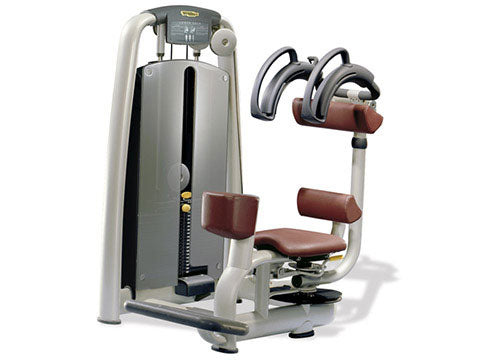Factory photo of a Refurbished Technogym Selection Rotary Torso