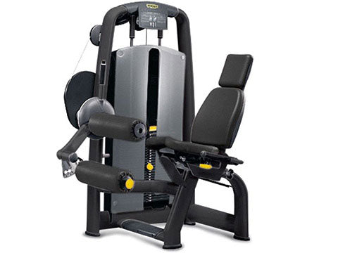Factory photo of a Refurbished Technogym Selection Seated Leg Curl