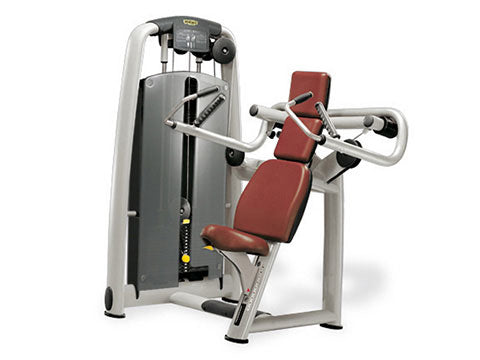 Factory photo of a Used Technogym Selection Shoulder Press