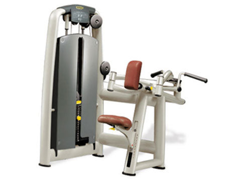 Factory photo of a Used Technogym Selection Upper Back