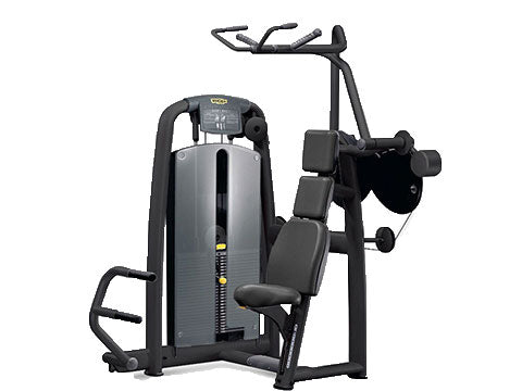 Factory photo of a Used Technogym Selection Vertical Traction