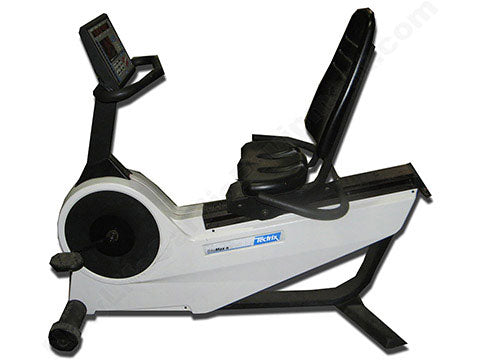 Factory photo of a Refurbished Tectrix BikeMax Recumbent Bike