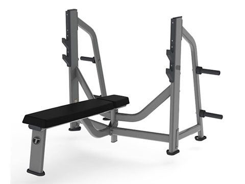 Factory photo of a New Torque Olympic Flat Bench