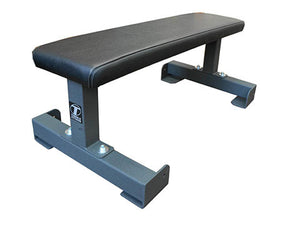 Factory photo of a New Torque X Series Flat Bench