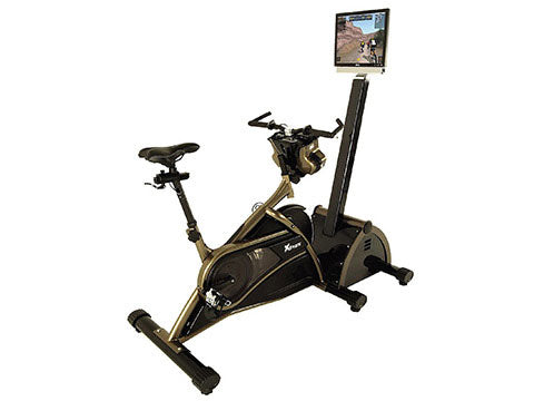 Factory photo of a Used Trixter Xdream Interactive Gaming Group Cycling Bike