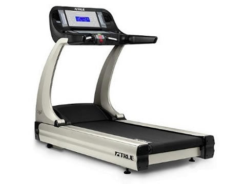 Factory photo of a Refurbished True Fitness CS 6.0 Treadmill