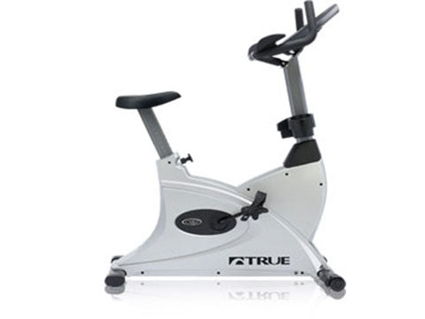 Factory photo of a Used True Fitness CS8.0 Upright Bike