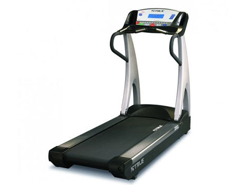 Factory photo of a Refurbished True Fitness Z8.1 Treadmill