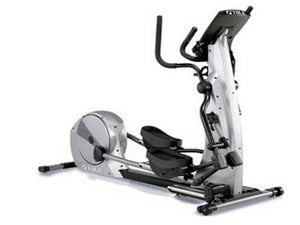 Factory photo of a Refurbished True Fitness Z8M Elliptical Crosstrainer