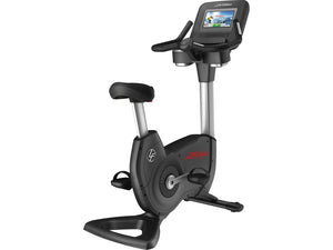 Used Life Fitness 95C Discover SI Upright Bike