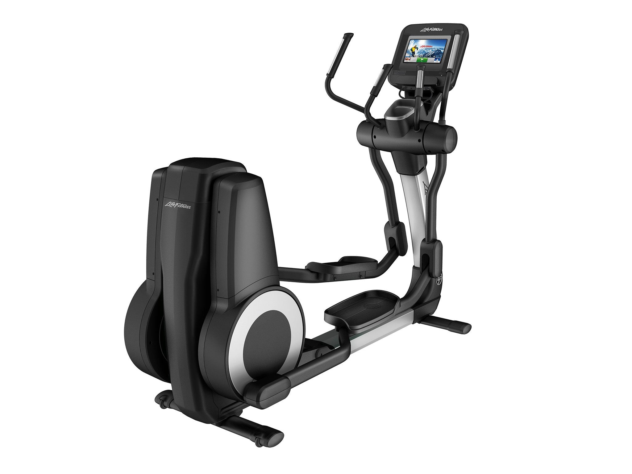 Used Life Fitness CT95X Discover SI Crosstrainer
