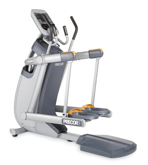 Manufacturer stock image of a Precor AMT100i Experience Series Adaptive Motion Trainer
