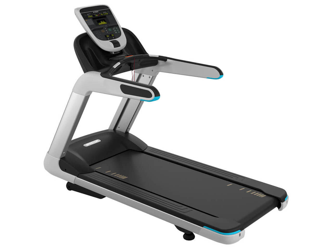 Factory photo of a Refurbished Precor TRM835 Treadmill