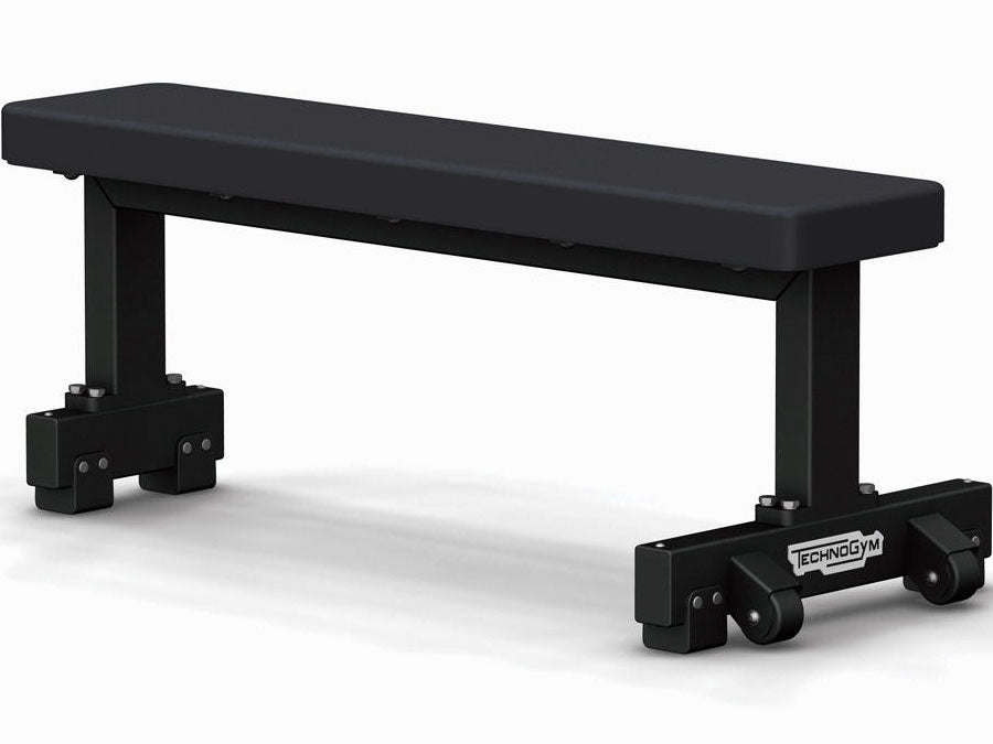Used Technogym Pure Strength Flat Bench