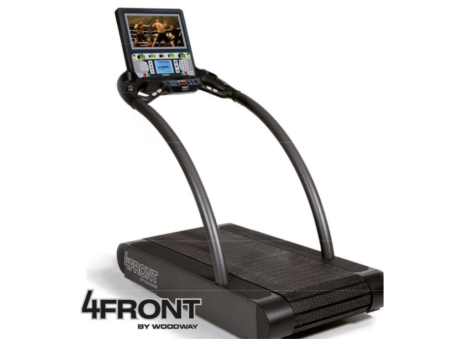 Used Woodway 4Front View Treadmill