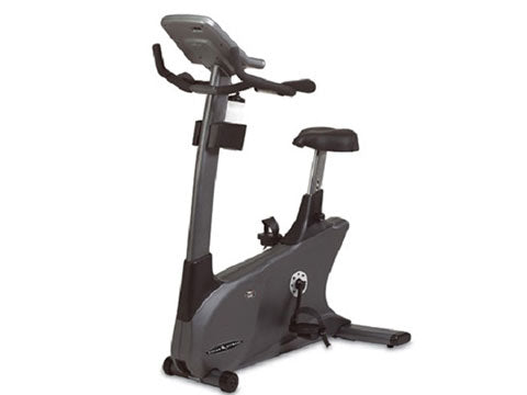 Factory photo of a Used Vision Fitness E3700HRT Commercial Upright Bike
