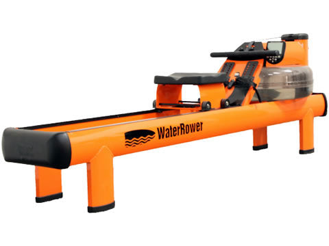 Factory photo of a Refurbished WaterRower M1 Commercial Indoor Rower