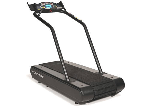 Factory photo of a Used Woodway Mercury S Treadmill