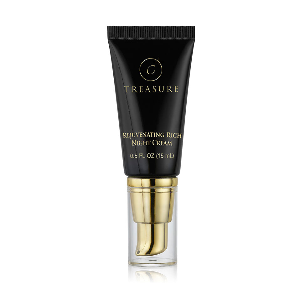 Travel Size Rejuvenating Rich Night Cream