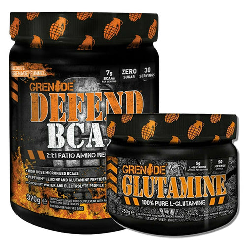 Grenade Defend® BCAA & Glutamine Bundle