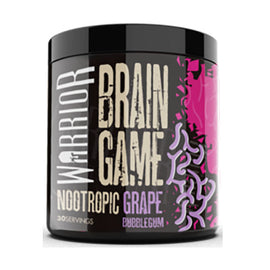 Warrior Brain Game Nootropic 360g
