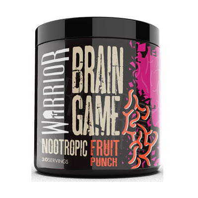 Warrior Brain Game Nootropic 360g 2 Flavours