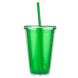 VASO DOBLE PARED TRANSPARENTE 500ML.