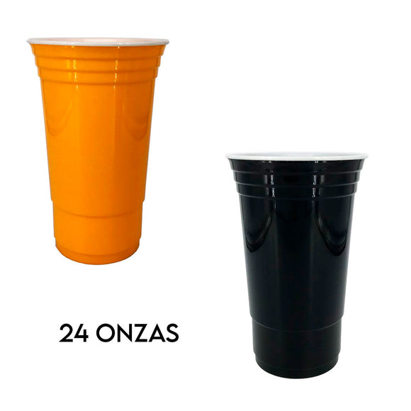 VASO DOBLE PARED 24 OZ.