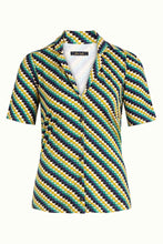 Laden Sie das Bild in den Galerie-Viewer, Bluse Patty Blouse Daze eden green King Louie *new in*