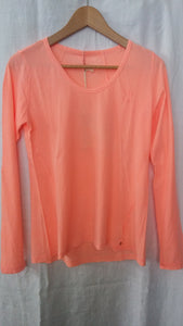 Longsleeve Phil&Lui orange *Sale*