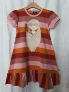 Kinder Kleid Vesterbro Dress Farwest LILMISSLOVER Danefae gestreift *New in*