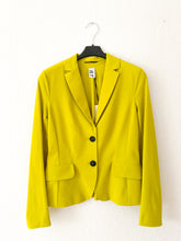 Laden Sie das Bild in den Galerie-Viewer, Blazer Minna Lime Liepelt Design *New in*