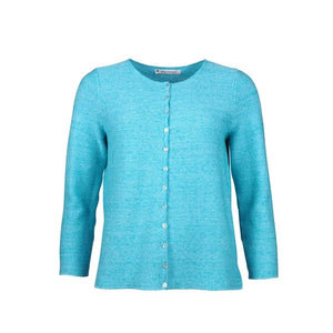 Strickjacke Monsoon türkis Mansted *New in*