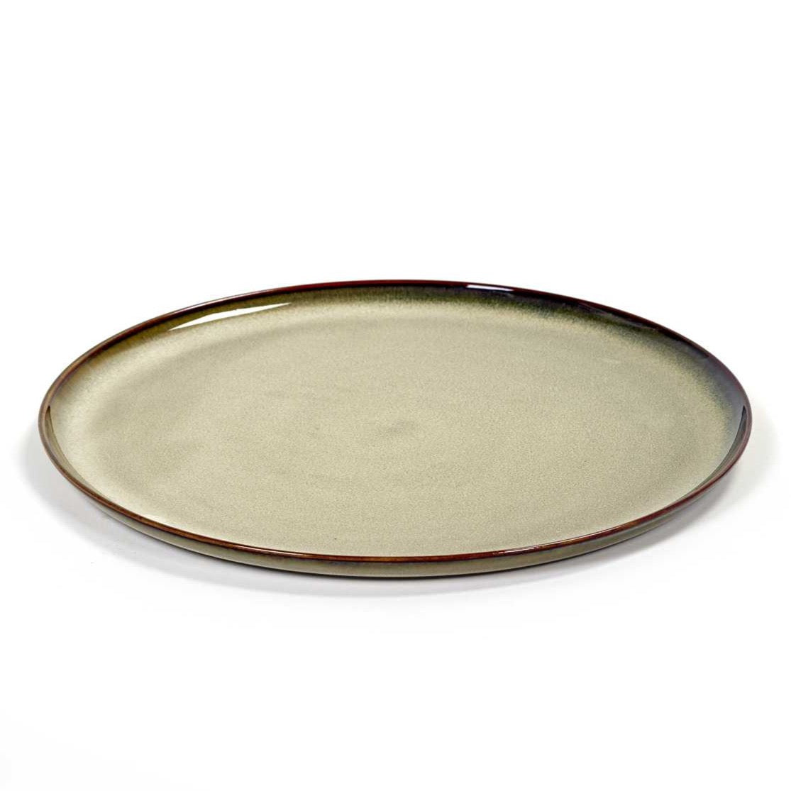 Assiette D26 Anita Le Grell - Misty grey