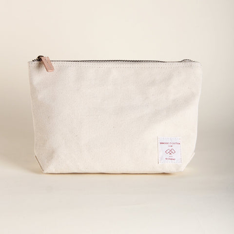 Pochette ecru Immodest Cotton