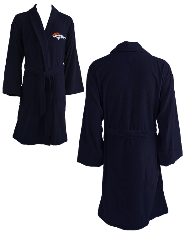 Denver Broncos Customized Authentic SportRobe