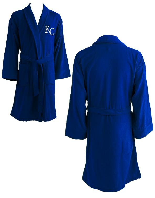Kansas City Royals Customized Authentic SportRobe