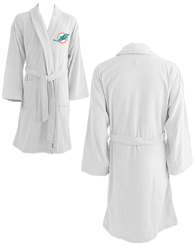 Miami Dolphins Customized Authentic SportRobe